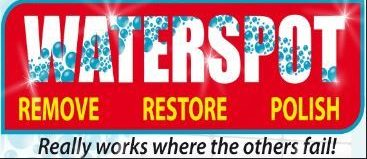 Water Spot ORIGINAL  Commercial Strength Glass Restore PASTE